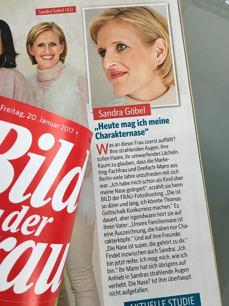 """Featured image for """"Fotoshooting für Deutschlands größte Frauenzeitschrift"""""""