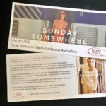 Flyer als Postwurfsendung